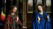 L'expo Van Eyck est fermée au public, mais l'œuvre est visible en ligne grâce à l'IRPA