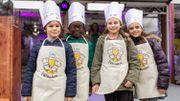 «Les P'tits Pâtissiers» remettent leur chèque à Viva for Life: «Nous voulons aider les enfants qui ont moins de chance que nous»