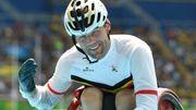 Peter Genyn en or au 200m en chaise roulante à l'Euro de para-athlétisme