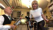 [Zapping 21] Robert Fripp de King Crimson et sa femme Toyah Willcox reprennent Metallica et Led Zeppelin depuis chez eux