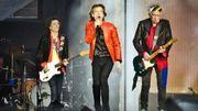 Les Stones au 50ème festival de jazz