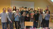 Notre classe niouzz de Stavelot