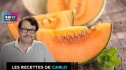 Recette de Carlo: Gaspacho de melon