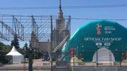 Fan Zone de Moscou