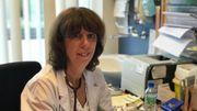 Fabienne Liénart, diabétologue au CHU Tivoli de La Louvière.