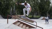 Incarner le skateboard africain aux JO, le rêve de Brandon Valjalo