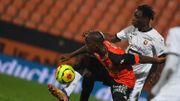 Jérémy Doku, à nouveau à l'assist, participe au succès de Rennes à Lorient