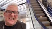"""[Zapping 21] Une parodie hilarante de """"Back In Black"""" d'AC/DC avec de la mayonnaise et un escalator"""