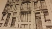 L'hôtel Frison, en 1894. La devanture commerciale n'existait pas encore.