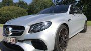 Mercedes E63s AMG: boulet de canon!!