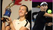 Lauréate à Doha, Petra Kvitova intègre le Top 20, Elise Mertens en sort