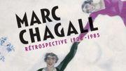 Vaste rétrospective dédiée à Marc Chagall aux Musées royaux des Beaux-Arts à Bruxelles
