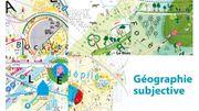 Exposition Géographie Subjective : Bruxelles vue par ses habitant·e·s