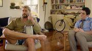 Hilarant: le 'vrai' Thor montre son quotidien et s'ennuie un peu