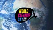 Le World Clean Up Day approche...