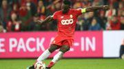 """Mpoku: """"Dès que j'ai pris le ballon, j'ai dit bougez-vous c'est goal"""""""