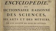 """""""L'Encyclopédie"""" de Diderot et d'Alembert numérisée"""