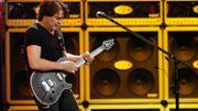 Un médecin réfute la théorie liée au cancer de Van Halen