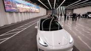 """""""Des Tesla Model 3 qui roulent lentement dans un tunnel"""" : le projet futuriste d'Elon Musk déçoit"""