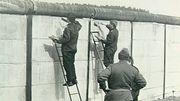 Une spéciale 30 de la chute du mur de Berlin dans Retour aux sources