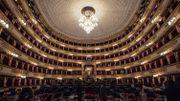Une bouffée d'airs d'opéra à La Scala pour sa réouverture au public