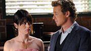 Jane toujours là pour taquiner Lisbon. L'amour commence toujours pars une dispute non !?!