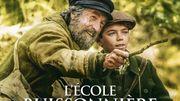 """Avec """"L'École buissonnière"""", Nicolas Vanier part à l'aventure en Sologne"""