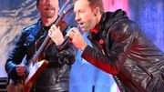 Chris Martin chanteur de U2