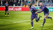 Anderlecht bat une nouvelle fois l'Apoel et s'offre un quart, vingt ans plus tard