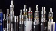 Cigarettes électroniques: des règles plus strictes entrent en vigueur
