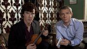"""Les Anglais débuteront la nouvelle année avec """"Sherlock"""""""