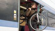 Dur de voyager en train en Europe avec son vélo
