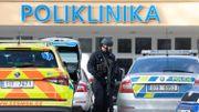 Tuerie dans un hôpital tchèque: le bilan passe à 7 morts