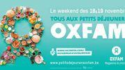 Max et Fanny soutiennent les petits déjeuners Oxfam !