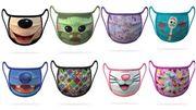 Disney commercialise des masques de protection pour enfants