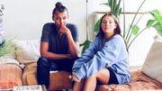 Premières photos au soleil pour Coralie Barbier et Stromae en maman et papa