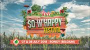 Vos Pass 2 jours pour le So W'Happy Festival (+ programme Pure Trax)