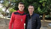 Dino Arslanagic s'engage officiellement avec Mouscron