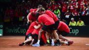 Un Steve Darcis magique propulse la Belgique en finale de la Coupe Davis