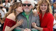 Cannes Jour 7 : Trois portraits de femme, un espagnol, un brésilien et un français
