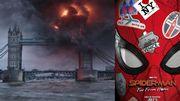 Spider-Man en voyage en Europe dans un 1er teaser très alléchant