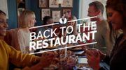 """TheFork: 50% de réduction dans près de 100 restaurants avec la campagne """" Back to the Restaurant """""""