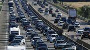 608 kilomètres de bouchons ce samedi midi sur les routes françaises