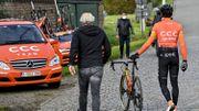 """Van Avermaet forfait pour le Tour des Flandres, """"Une des décisions les plus difficiles de ma carrière"""""""