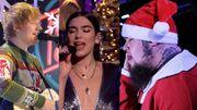 Regardez des live de fêtes d'Ed Sheeran, Dua Lipa, Sam Smith, Rag'N'Bone Man, Beth Ditto et... Soul II Soul