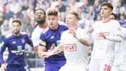 """Selahi après sa 1ère avec le Standard à Anderlecht : """"J'ai pris ce match comme un match d'U21"""""""