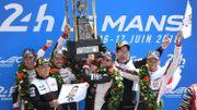 Alonso, Nakajima, Buemi et Toyota remportent les 24 Heures du Mans, Vanthoor vainqueur en GT