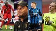 Football: le programme complet des rencontres à suivre en mars sur Vivacité