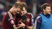 Les footballeurs russes Pavel Mamaev et Alexander Kokorin placés en détention pour deux mois