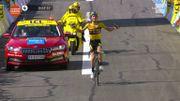 Kuss gagne à Megève, Martinez renverse Pinot et empoche le Critérium Dauphiné